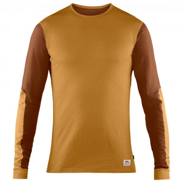 Fjällräven - Keb Wool T-Shirt L/S - Sous-vêtement mérinos