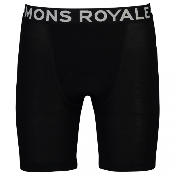 Mons Royale - Momentum Chamois Shorts - Merinoundertøy