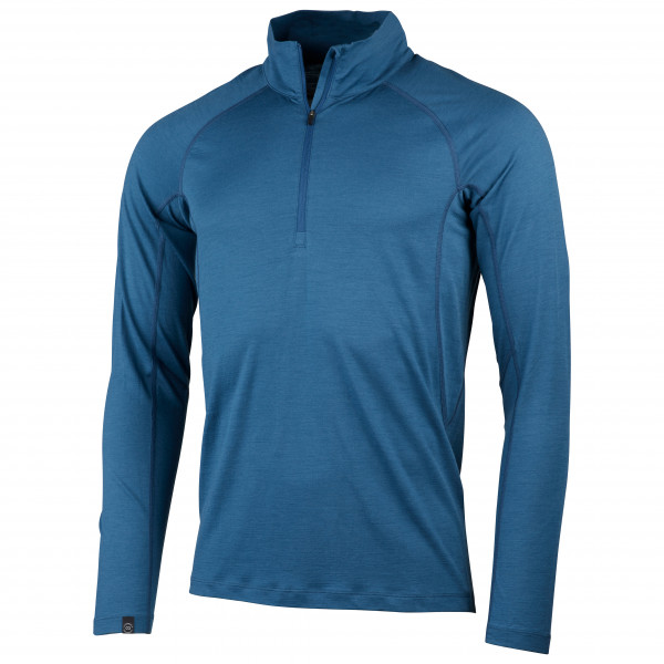 Lundhags - Gimmer Merino Light 1/2 Zip - Merinoundertøy