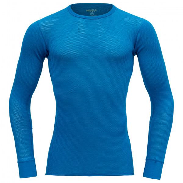 Devold - Wool Mesh Shirt - Merinoundertøy