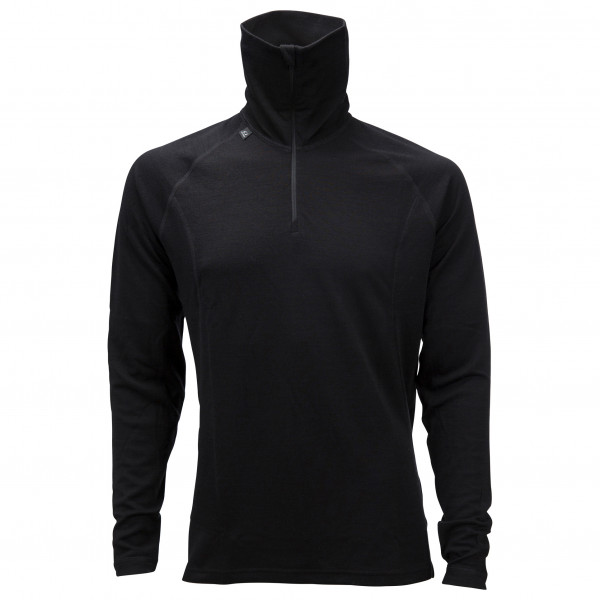 Ulvang - 50Fifty 2.0 Turtle Neck with Zip - Merino undertøj