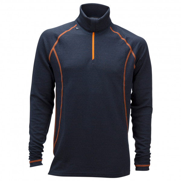 Ulvang - 50Fifty 2.0 Turtle Neck with Zip - Merino ondergoed