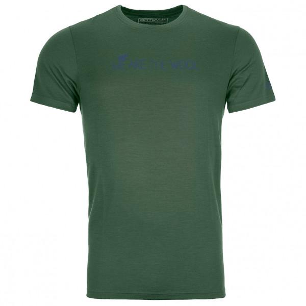 Ortovox - 185 Merino Wool T-Shirt - Merinovilla-alusvaatteet