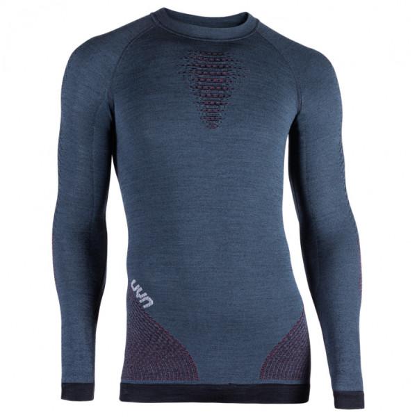 Uyn - Fusyon UW Shirt Long Sleeve - Merino undertøj