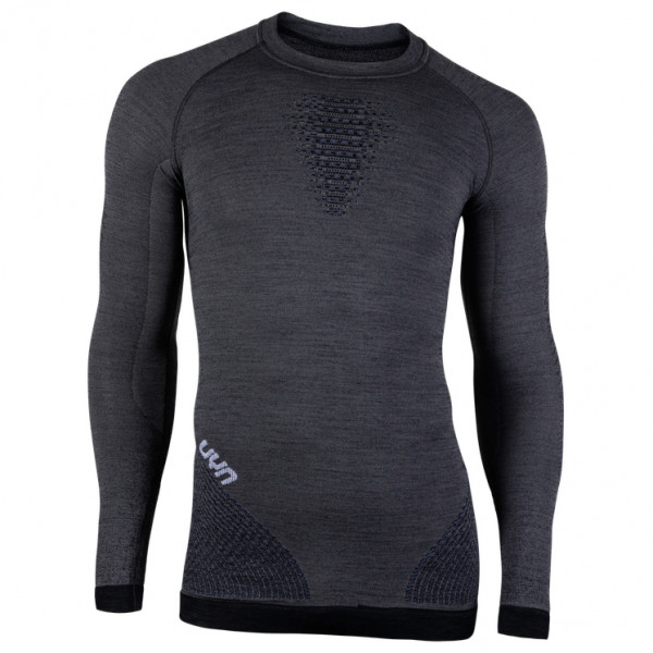 Uyn - Fusyon UW Shirt Long Sleeve - Ropa interior merino