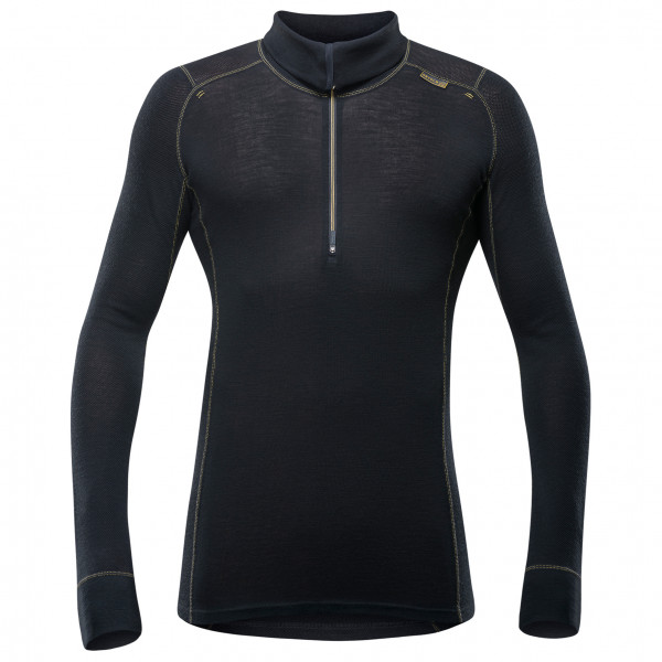 Devold - Wool Mesh Zip Neck - Merino base layer