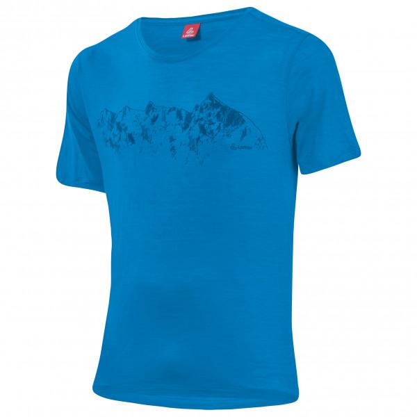 Löffler - Printshirt Merino CF - Merino base layer