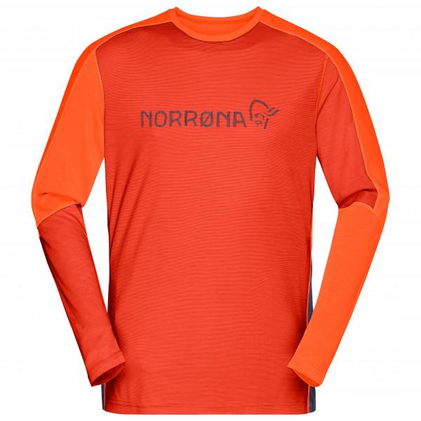 Norrøna - Equaliser Merino Round Neck - Merino undertøj