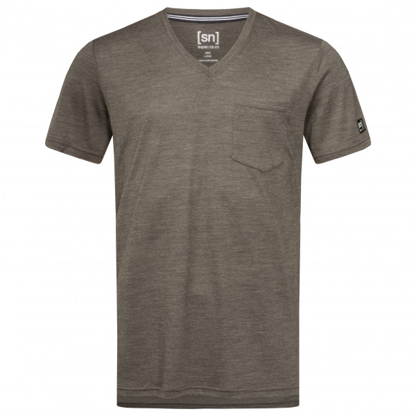 SuperNatural - City V-Neck - Merino undertøj