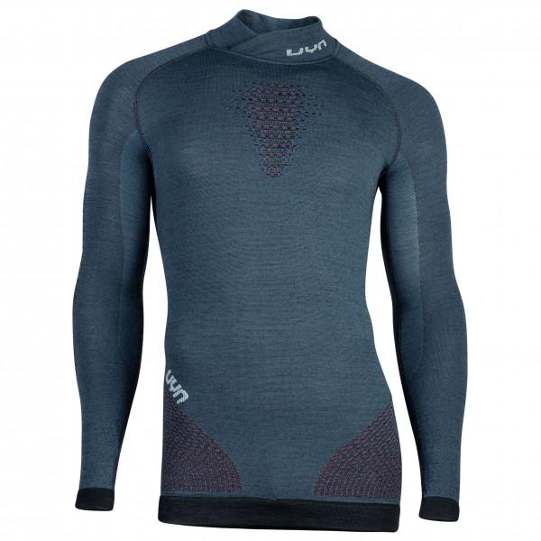 Uyn - Fusyon UW Shirt L/S Turtleneck - Merinounterwäsche