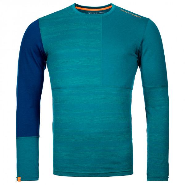 185 Rock'N'Wool Long Sleeve - Merino base layer