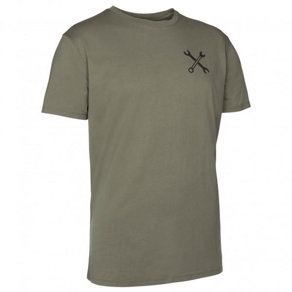 ION - Tee S/S Bike Garage - T-shirt