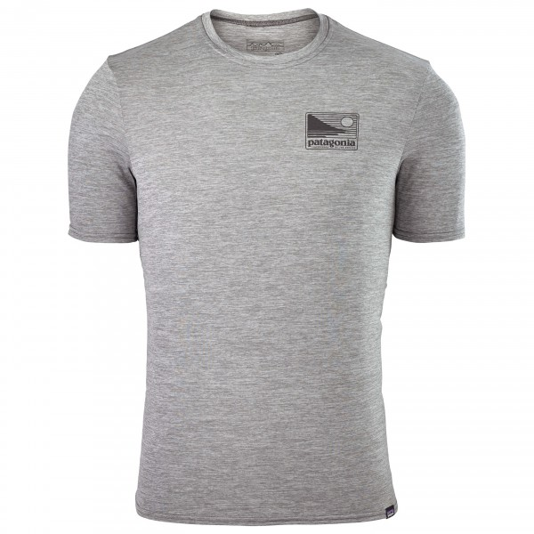 Patagonia - Cap Daily Graphic T-Shirt - Sport shirt