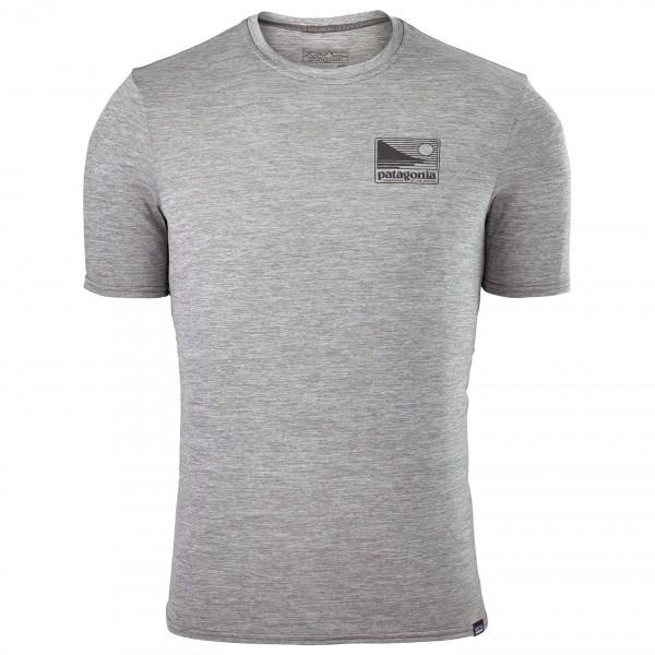 Patagonia - Cap Daily Graphic T-Shirt - T-paidat