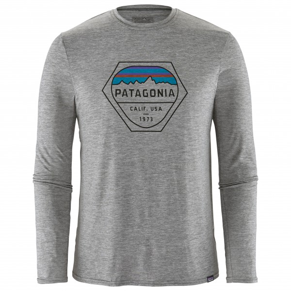 Patagonia - Cap Daily L/S Graphic T-Shirt - Longsleeve