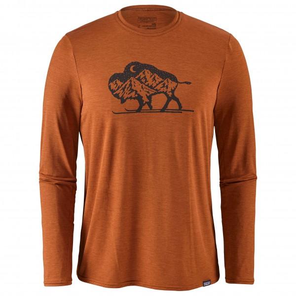 Patagonia - Cap Daily L/S Graphic T-Shirt - Longsleeve