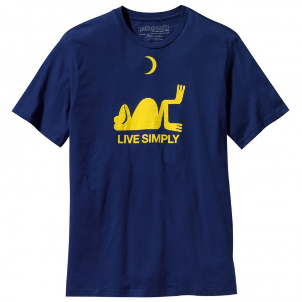 Patagonia - Live Simply Frog T-Shirt