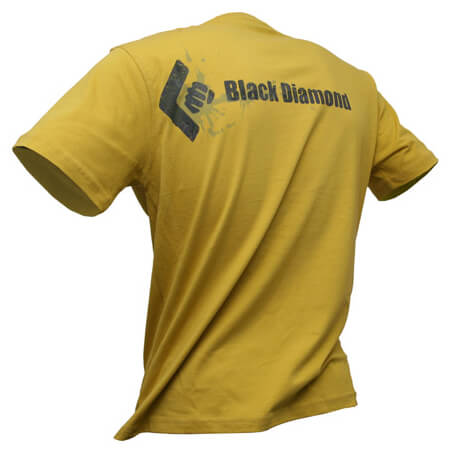 Black Diamond - Punch Tee