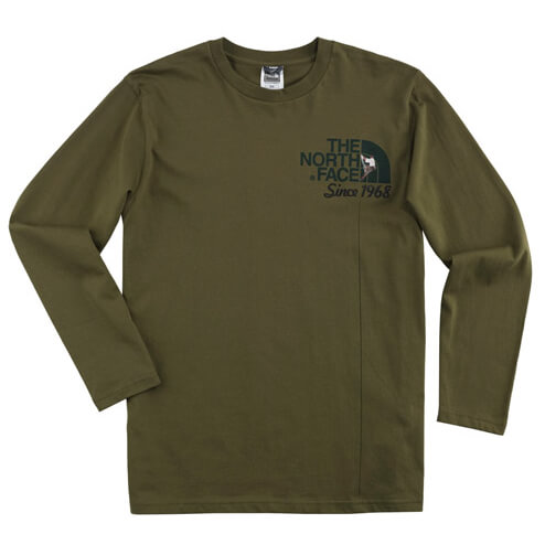 The North Face - L/S Climber 1968 Tee