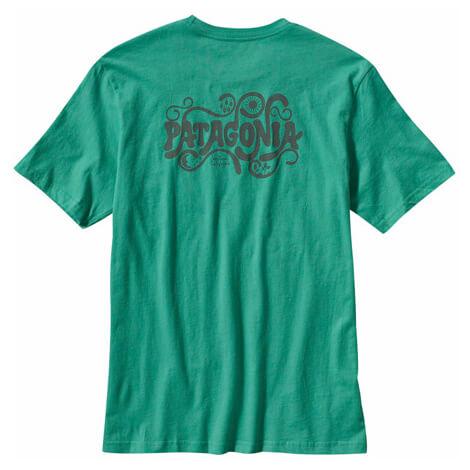 Patagonia - Men's Organic Logo T-Shirt