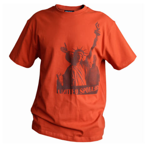 Black Diamond - United Spotters Tee - T-Shirt