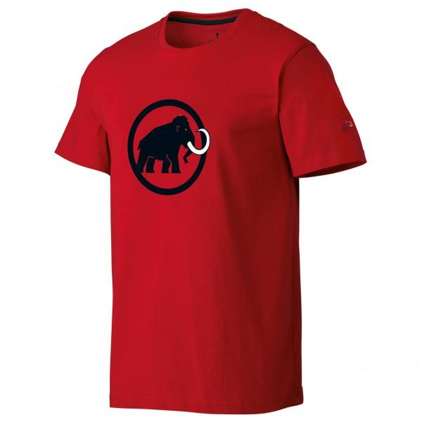Mammut - Logo-Shirt Men - T-shirt