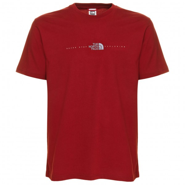 The North Face - S/S Embroidered Logo Tee
