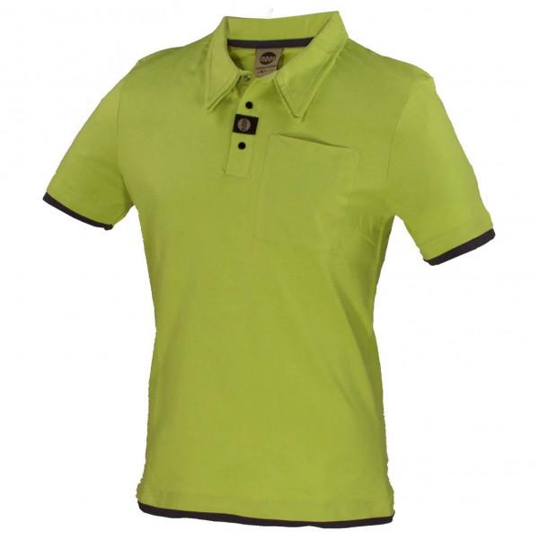 Moon Climbing - Polo Short Sleeve - T-Shirt