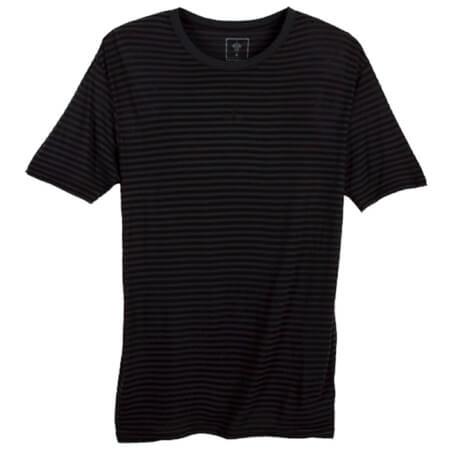 Prana - Paxton Striped Crew - T-Shirt