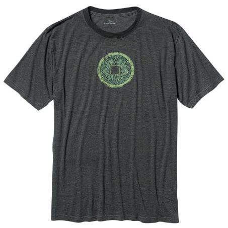 Prana - Dragon Coin Ringer - T-Shirt