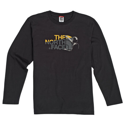 The North Face - L/S Dark Climber Tee
