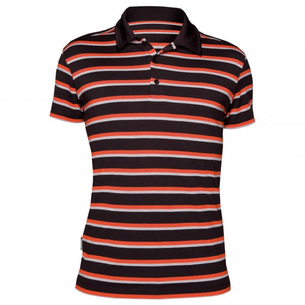 Icebreaker - Superfine 200 Lite Stripe Kent Polo - T-Shirt