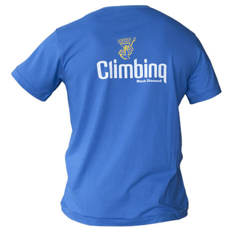 Black Diamond - Climbing Tee - T-shirt