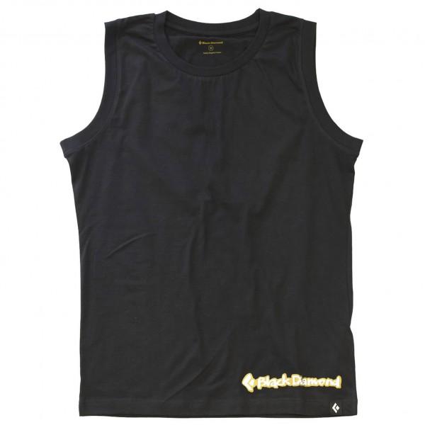 Black Diamond - Rock Logo Tank - Tank Top