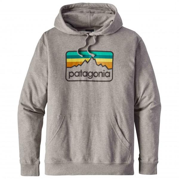 Patagonia - Line Logo Badge Lightweight Hoody - Munkjacka