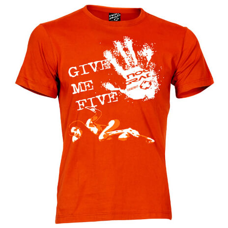 Nograd - Give Me Five - T-Shirt