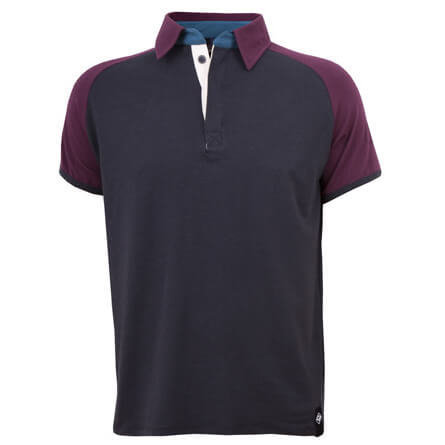Chillaz - Polo T-Shirt Black - Poloshirt