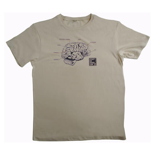 Snap - Font in Mind - T-Shirt