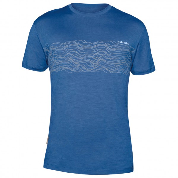 Icebreaker - SF150 Tech T Lite Seismic - T-Shirt