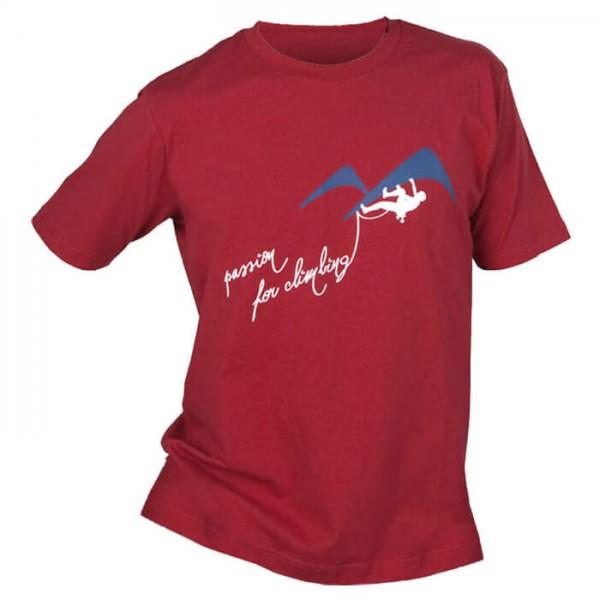 Blue Ice - Boulder - T-shirt