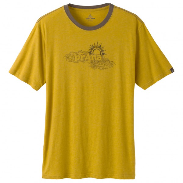 Prana - Sun Heathered Tee - T-Shirt
