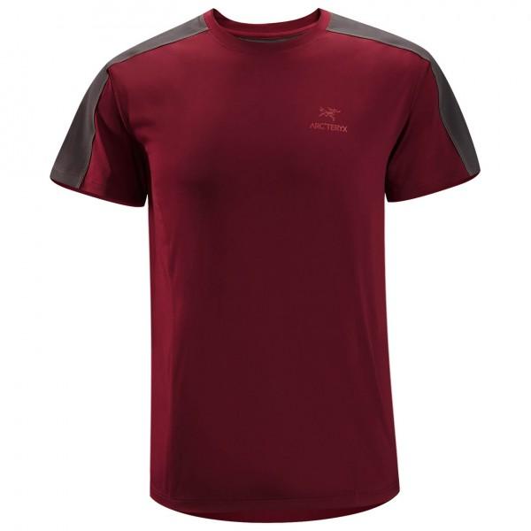 Arc'teryx - Ether Comp Crew SS - Functional shirt