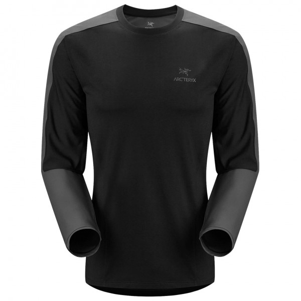 Arc'teryx - Ether Comp Crew LS - Funktionsshirt