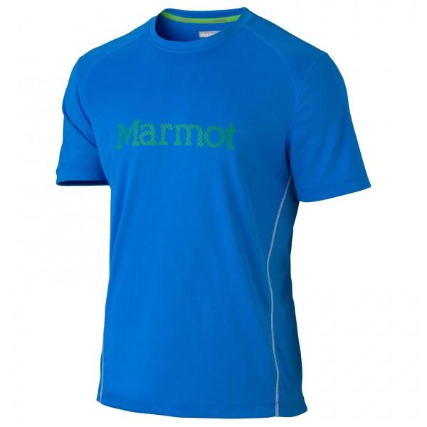Marmot - Windridge with Graphic SS - Funktionsshirt