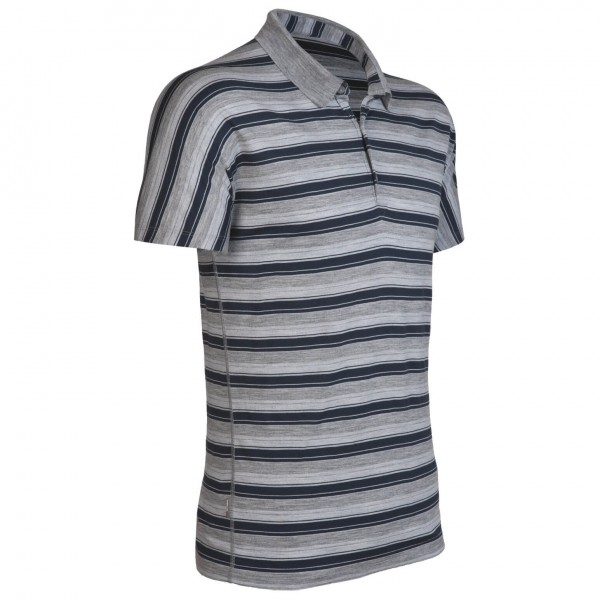 Icebreaker - SF200 Stripe Tech Polo - Poloshirt
