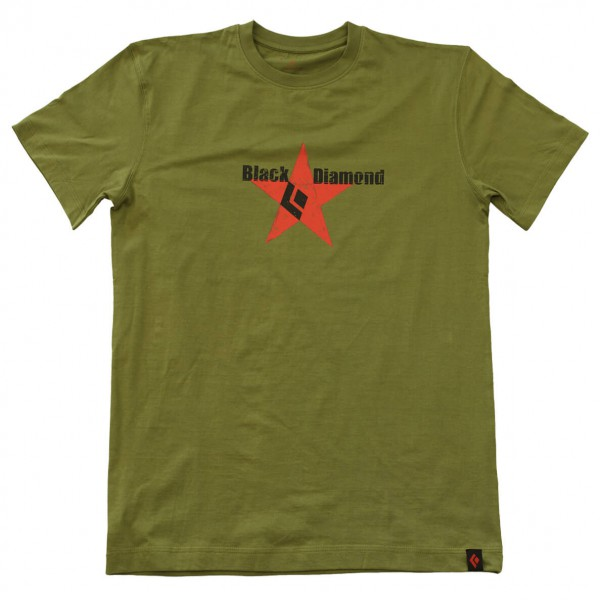 Black Diamond - Red Star Tee - T-Shirt