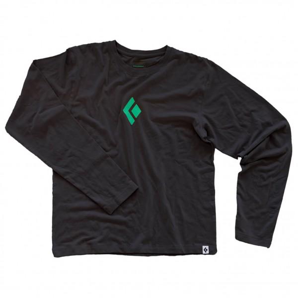 Black Diamond - Logo LS Tee - T-Shirt