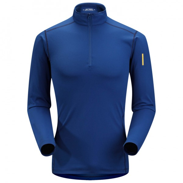 Arc'teryx - Phase AR Zip Neck LS - Long-sleeve