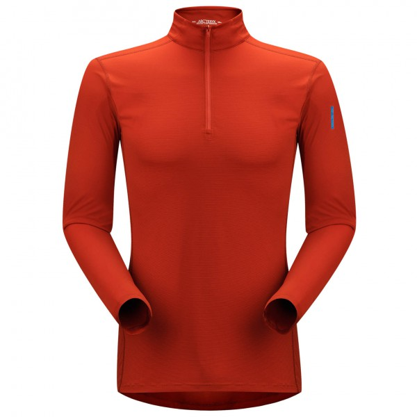 Arc'teryx - Phase SL Zip Neck LS - Long-sleeve