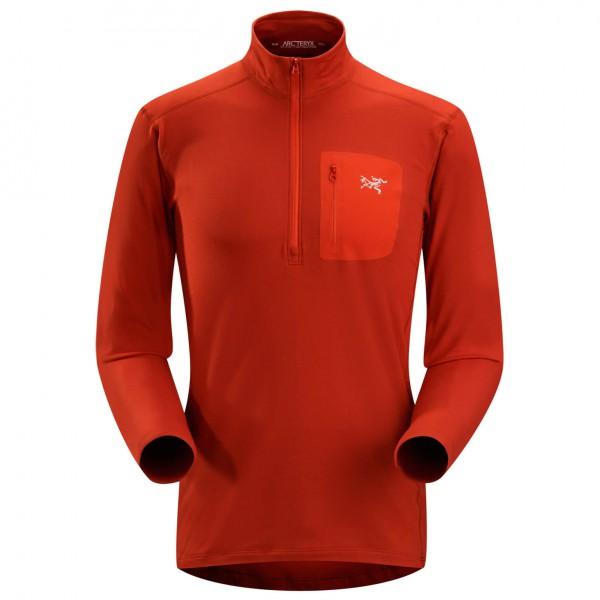 Arc'teryx - Rho LT Zip Neck - Sport-T-shirt